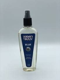 Today's Man Blue Body Mist 8 fl. oz