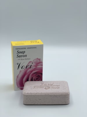 Vovi Savon Exfoliating Lightening Soap